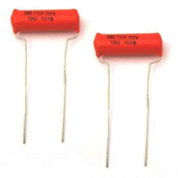 Orange Drop .1 Microfarad Tone Capacitors
