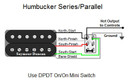 Humbucker Series/Parallel