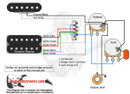 1 Humbucker/1 Single Coil/3-Way Lever/1 Volume/1 Tone/02