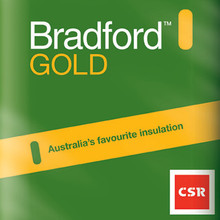 Gold Ceiling Batts - R3.5 - 580 x 1160 (185mm thick - 7.6m²/coverage per pack)