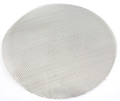 Pre-Cut Stainless Steel Mesh for Tri-Clamp Filter Plates 100 Mesh (150 Micron)