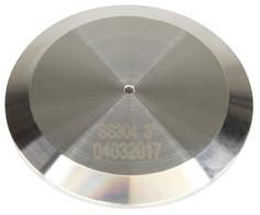 3mm Open Blast End Caps