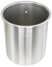 1.5 Gallon Tall Stainless Steel COLD TRAP - (Pot Only)