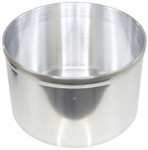 2 Gallon Aluminum SIDEMOUNT - (Pot Only)