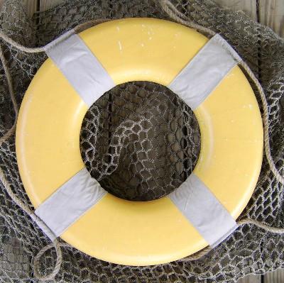 Nautical Seasons Vintage Style Life Ring Life Preserver 866-888-2628