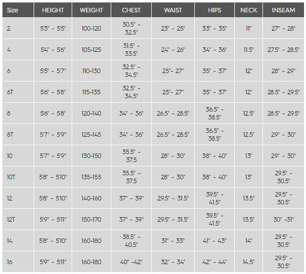 Roxy wetsuit size chart moment surf company
