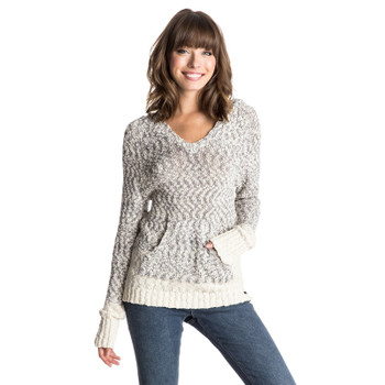 Roxy Time Will Tell Hooded Sweater - Eclipse