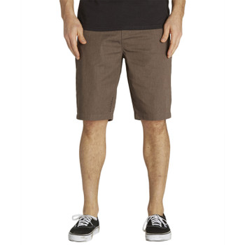 Billabong Carter Shorts - Earth Heather
