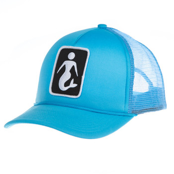 Finmade Mermaid Snapback Hat - Ocean