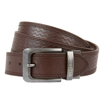 Billabong Split Reversible Belt - Chocolate