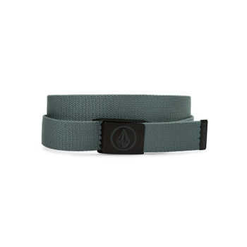 Volcom Circle Web Belt - Lead
