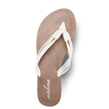 Volcom Have Fun Sandal - White