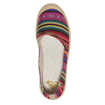 Roxy Flamenco Slip On Shoes - Multi