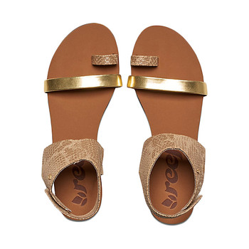 Reef Hampton Sandal - Gold