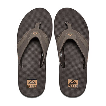 Reef Fanning Sandal - Brown / Gum