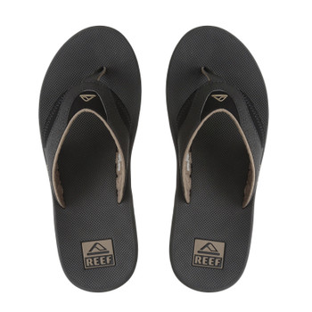 Reef Fanning Sandal - Black / Brown