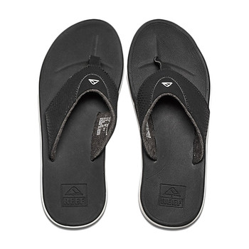 Reef Rover Sandal - Black / White