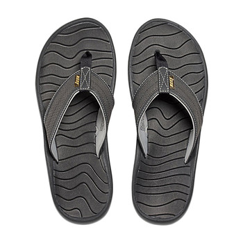 Reef Swellular Cushion Lux Sandal - Black