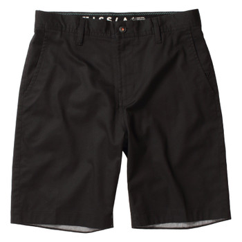 "Vissla Factory Chino 21"" Walkshort - Black"