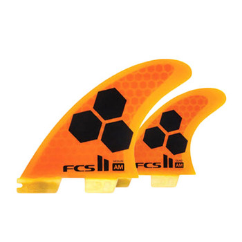 FCS II AM PC Tri-Quad Fin Set - Medium