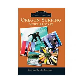 Oregon Surfing - North Coast Book