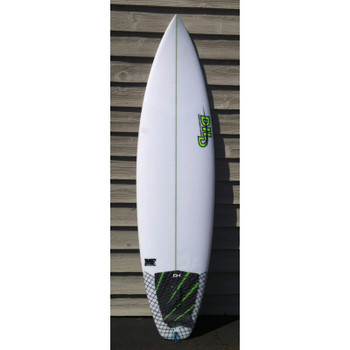 "Used DHD MF Eager Beaver 6'6"" Surfboard"