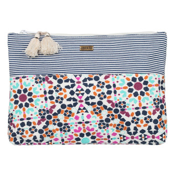 Roxy Oases Clutch - Sea Salt