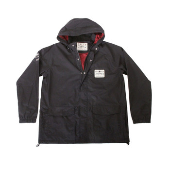 Salty Crew Gaff Jacket - Black