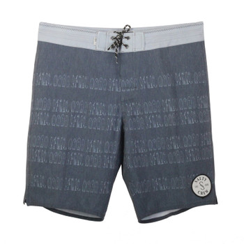 Salty Crew Jig Stripe Trunk - Navy