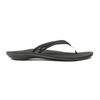 Olukai Unahi Sandals - Black / Black