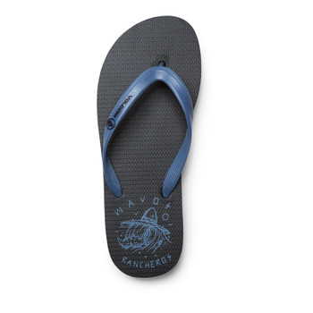 Volcom Rocker Sandals - Blue Black