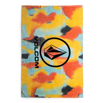 Volcom Die Towel - Faded Lemon