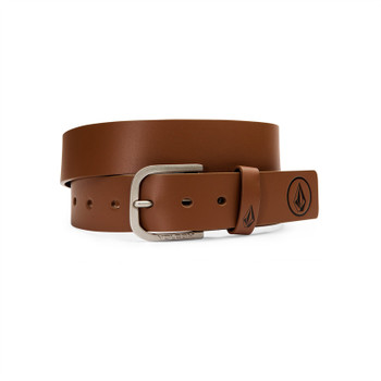 Volcom Clone Belt - Brown