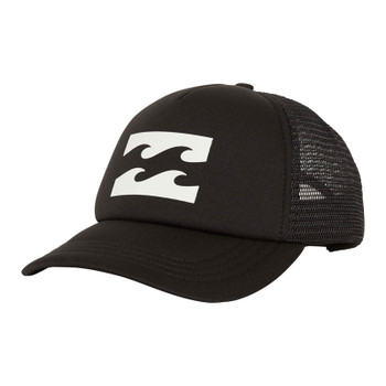Billabong Trucker Hat - Off Black