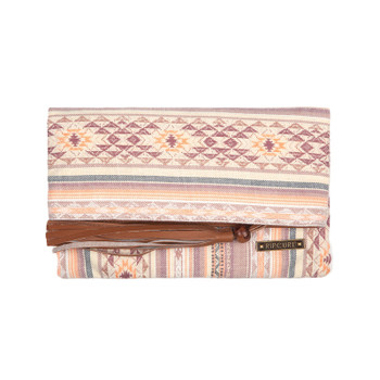 Rip Curl Surf Bandit Jacquard Wallet - Dusty Rose
