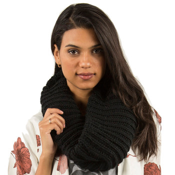 Element Mella Tube Scarf - Black