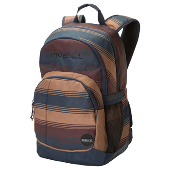 O'Neill Trio Backpack - Brown