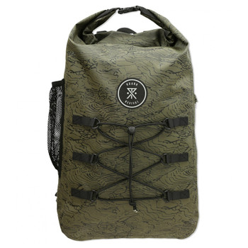 Roark Revival Missing Link Dry Bag - Green