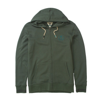 Vissla Hurricanes Fleece - Moss