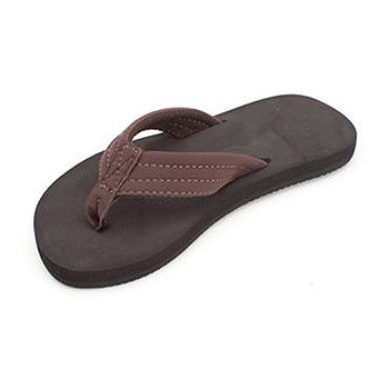 Rainbow Kids Grombows Sandal - Brown