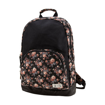 Volcom Schoolyard Canvas Backpack - Black