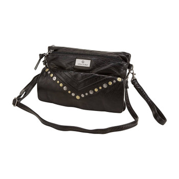Volcom Pretty Tough Cross Body Bag - Black