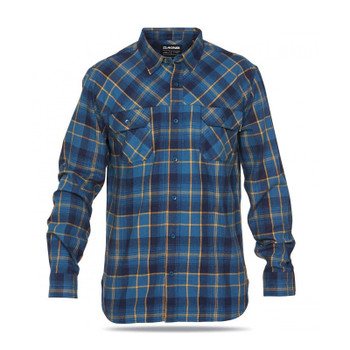 Dakine Ogden Flannel - Indian Teal