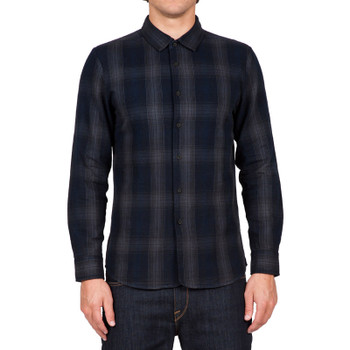 Volcom Shuttle L/S Flannel - Stealth