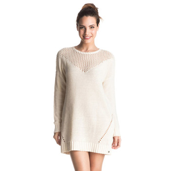 Roxy Borrowed Time Sweater Dress - Pristine