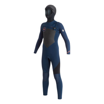 Sale Quiksilver Youth Syncro 5/4/3 Hooded Wetsuit