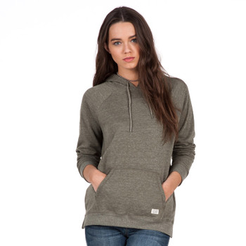 Volcom Lived In CB Pullover - Military