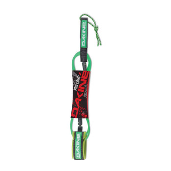 Dakine Pro Comp 6 Leash - Neon Green