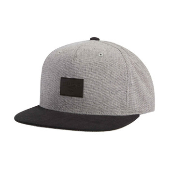 Billabong Oxford Snapback Hat - Grey