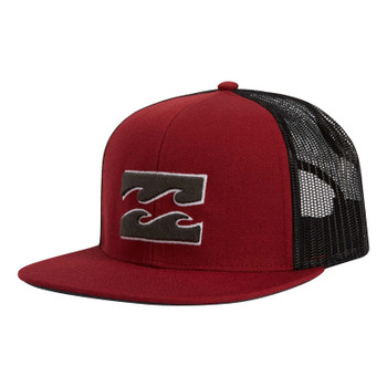 Billabong All Day Trucker Hat - Brick